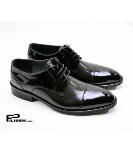 کفش مردانه ورنی A.K.M