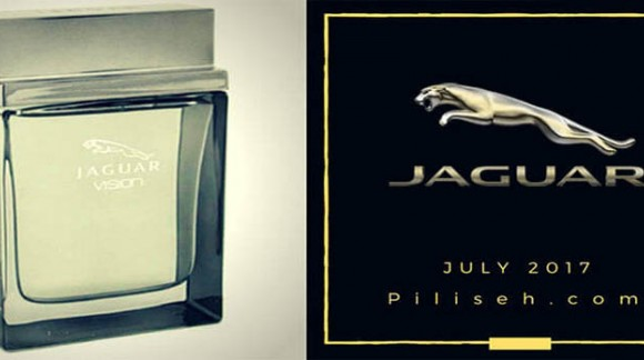 معرفی عطر Vision Jaguar