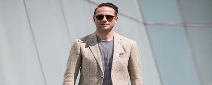 ست تیشرت و کت تک مردانه ترکیبی جالب