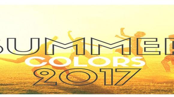 رنگ های تابستان 2017 را بشناسید